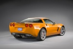 2010 Chevrolet Corvette Z06 - Static Rear Right Three-quarter View