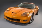 2010 Chevrolet Corvette Z06 - Static Front Left View