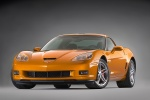 2010 Chevrolet Corvette Z06 - Static Front Left Three-quarter View