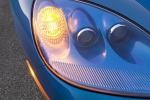 2010 Chevrolet Corvette Convertible Headlight