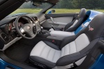 2010 Chevrolet Corvette Convertible Front Seats