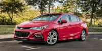 2017 Chevrolet Cruze L, LS, LT, Premier Sedan, Hatchback, Chevy Review