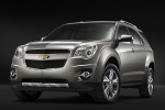 2012 Chevrolet Equinox in Silver Ice Metallic - Static Front Left View