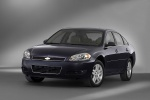 2011 Chevrolet Impala LTZ in Imperial Blue Metallic - Static Front Left View