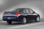 2011 Chevrolet Impala LTZ in Imperial Blue Metallic - Static Rear Right View