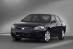 2012 Chevrolet Impala LTZ in Imperial Blue Metallic - Static Front Left View