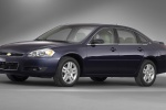 2012 Chevrolet Impala LTZ in Imperial Blue Metallic - Static Left Side View