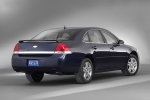 2012 Chevrolet Impala LTZ in Imperial Blue Metallic - Static Rear Right View