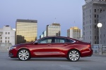 2014 Chevrolet Impala LTZ in Crystal Red Tintcoat - Static Side View