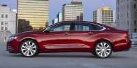 2017 Chevrolet Impala LS, LT, Premier, Chevy Review