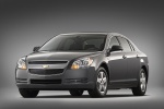 2010 Chevrolet Malibu LS in Taupe Gray Metallic - Static Front Left Three-quarter View