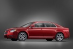 2010 Chevrolet Malibu LT in Red Jewel Tintcoat - Static Side View