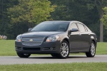2010 Chevrolet Malibu LTZ in Taupe Gray Metallic - Static Front Left View
