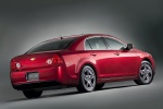 2010 Chevrolet Malibu LT in Red Jewel Tintcoat - Static Rear Right Three-quarter View