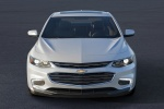 2018 Chevrolet Malibu Premier 2.0T motive in Iridescent Pearl Tricoat - Static Frontal View