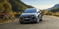 2012 Chevrolet Sonic LS, LT, LTZ, Chevy