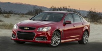 2014 Chevrolet SS V8 Pictures