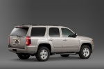2012 Chevrolet Tahoe LTZ in Gold Mist Metallic - Static Rear Right Three-quarter View