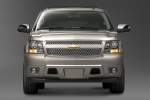 2012 Chevrolet Tahoe LTZ in Gold Mist Metallic - Static Frontal View