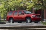 2012 Chevrolet Tahoe Hybrid - Static Front Right Three-quarter View