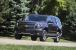 2019 Chevrolet Tahoe LT 4WD Z71 - Driving Front Left Three-quarter View