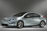 2013 Chevrolet Volt in Viridian Joule Tricoat - Static Left Side View