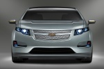 2014 Chevrolet Volt in Silver Topaz Metallic - Static Frontal View