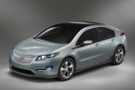 2014 Chevrolet Volt in Silver Topaz Metallic - Static Front Left Three-quarter View