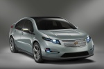 2015 Chevrolet Volt in Silver Topaz Metallic - Static Front Right Three-quarter View