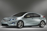 2015 Chevrolet Volt in Silver Topaz Metallic - Static Left Side View