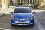 2016 Chevrolet Volt in Kinetic Blue Metallic - Static Frontal View