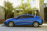 2016 Chevrolet Volt in Kinetic Blue Metallic - Static Side View