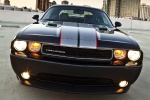 2014 Dodge Challenger SXT in Black Clearcoat - Static Frontal View