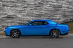 2016 Dodge Challenger SXT in B5 Blue Pearl Coat - Static Side View