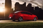2013 Dodge Dart Sedan in Redline 2 Coat Pearl - Static Rear Right Three-quarter View