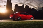 2016 Dodge Dart Sedan in Redline 2 Coat Pearl - Static Rear Right Three-quarter View
