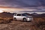 2012 Dodge Durango R/T in Bright Silver Metallic Clearcoat - Static Front Right Three-quarter View