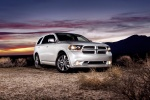 2012 Dodge Durango R/T in Bright Silver Metallic Clearcoat - Static Front Right View