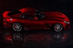 2014 Dodge SRT Viper GTS in Adrenaline Red - Static Side View