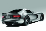 2016 Dodge Viper SRT Time Attack - Static Rear Right Three-quarter View