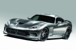 2017 Dodge Viper SRT Time Attack - Static Front Left Three-quarter View