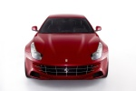2013 Ferrari FF Coupe in Rosso Scuderia - Static Frontal View