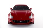 2014 Ferrari FF Coupe in Rosso Scuderia - Static Frontal View