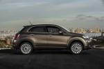2016 Fiat 500X in Bronzo Magnetico Opaco - Static Side View