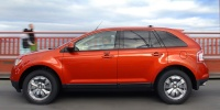 2010 Ford Edge SEL, Limited, Sport, AWD Review