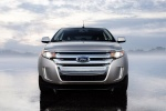 2011 Ford Edge Limited in Ingot Silver Metallic - Static Frontal View