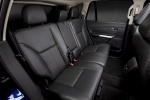 2011 Ford Edge Limited Rear Seats