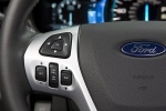 2011 Ford Edge Limited Steering-Wheel Controls