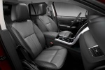 2011 Ford Edge Sport Front Seats