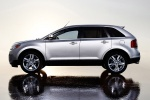 2011 Ford Edge Limited in Ingot Silver Metallic - Static Side View